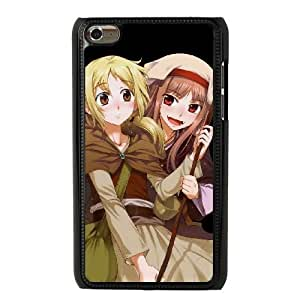 HD exquisite image for iPod 4 Case Black holo and nora arendt spice wolf MAI0677687