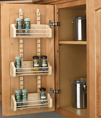 cabinet mount spice rack - 1