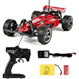 AOLI S535 RC Hobby Dune Buggy Car Toys 1/14 RTR 4WD Off Road ATV (Red)