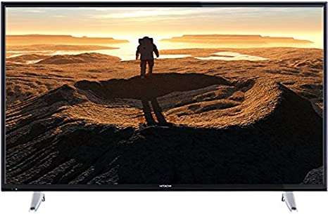 LED TV HITACHI 48 48HB6W62 / Full HD / 600 BPI/DVB-T/T2/C/SMART T.: Amazon.es: Electrónica