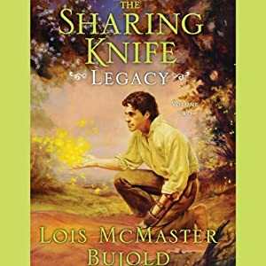 The Sharing Knife, Volume 2 Audiobook