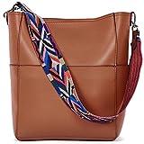 BROMEN Women Handbag Designer Vegan Leather Hobo