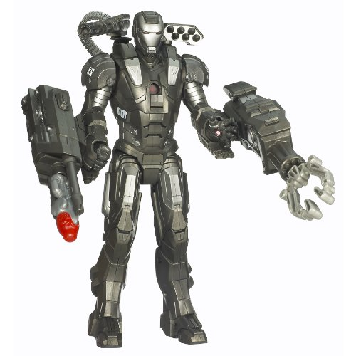 Hasbro Iron Man Repulsor Power Iron Man War Machine