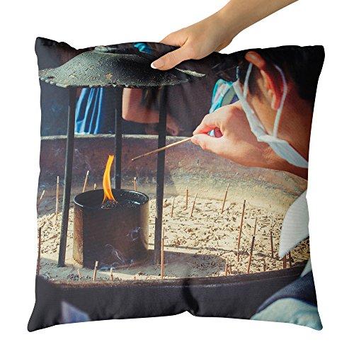 Westlake Art - Spiritual Spirit - Decorative Throw Pillow Cushion - Picture Photography Artwork Home Decor Living Room - 18x18 Inch (873CA) ()