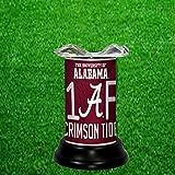 ALABAMA CRIMSON TIDE NCAA TART WARMER - FRAGRANCE LAMP - BY TAGZ SPORTS