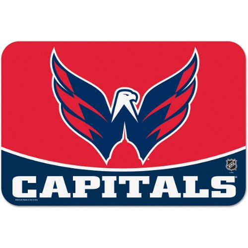 WinCraft NHL Washington Capitals Mat, Small/20