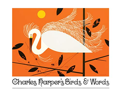 Charles Harper's Birds and Words: Anniversary Edition