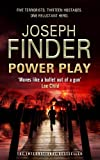 Power Play by Joseph Finder front cover