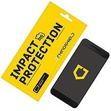 Nexus 6p Screen Protector - RhinoShield High Impact-Resistant Screen Protector [Hammer Resistant] Perfect Transparency and Premium Feel [Lifetime Warranty]