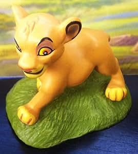 Amazon Com 2 Quot Disney Lion King Baby Simba Figure Cake
