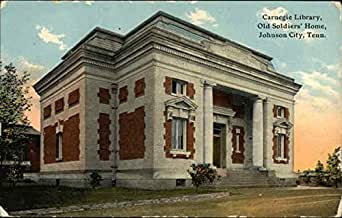 Amazon Com Carnegie Library Old Soldiers Home Johnson