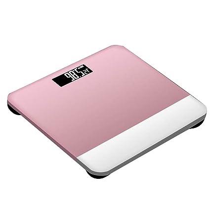 FLy USB Modelos Recargables Casa Inteligente Balanza Electrónica Escala De Peso De Alta Precisión Cuerpo De
