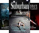 img - for Suburban Secrets (3 Book Series) book / textbook / text book