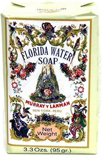 Florida Water Bar Soap 3.3 oz (Pack of 12) ()
