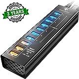 SmartDelux Powered USB Hub - 13-Port USB 3.0...