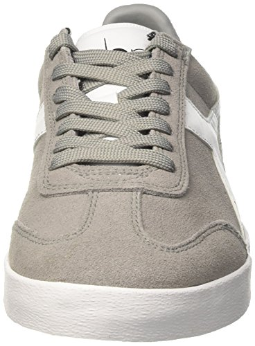 Diadora Men's B.Original Vlz Low-Top Sneakers Grey (Grigio Paloma) GGuw40
