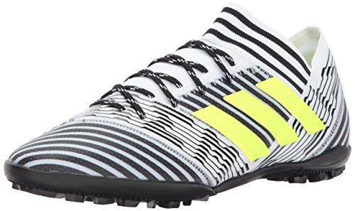 adidas Performance Men's Nemeziz Tango 17.3 TF,White/Solar Yellow/Black,8 Medium US
