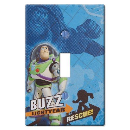Disney Toy Story 3 Buzz - 1 Toggle Wallplate
