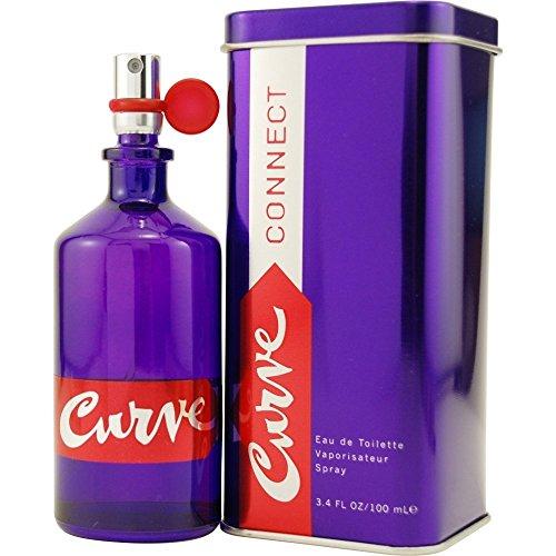 Curve Connect/Liz Claiborne Edt Spray 3.4 Oz (W)
