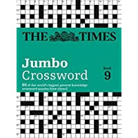 The Times 2 Jumbo Crossword Book 9: 60 of the World's Biggest Puzzles from the Times 2 (Crosswords)