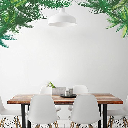 Euone DIY Plant Removable Wall Decal Family Home Sticker Mural Art Home Decor