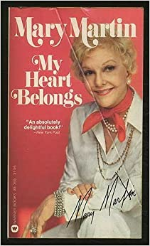 Book My Heart Belongs by Mary Martin (1977-06-03)