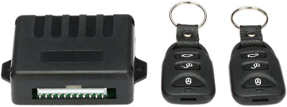 winomo Noir Porte coulissante Contact Interrupteur pour voiture van Alarme verrouillage centralis/é pour VW T4/Ford