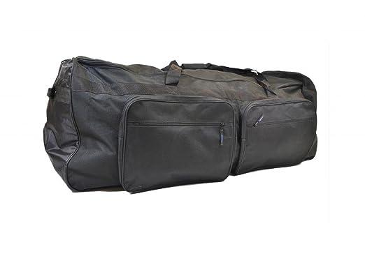 Got Camp Black Full Size 42 quot  Soft Trunk 60307df41c601