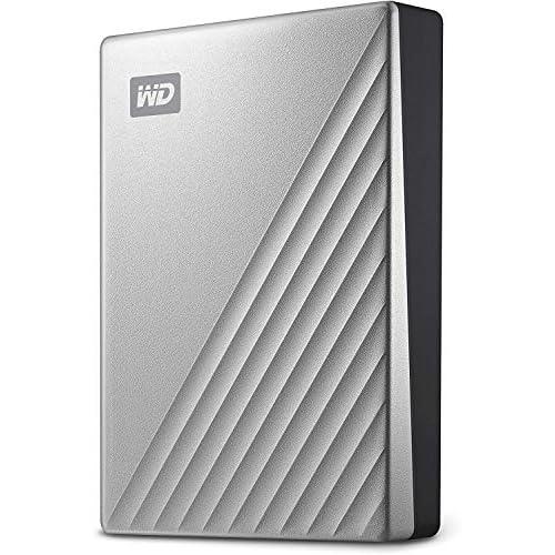 chollos oferta descuentos barato WD My Passport Ultra Disco Duro Externo para Mac de 4 TB Preparado para USB C