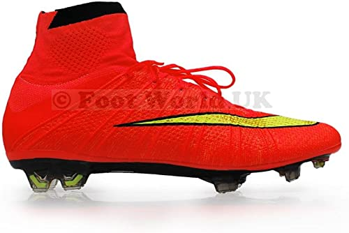 Nike Football Mercurial Superfly FG Taille 43: Amazon