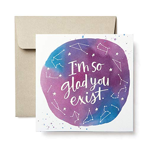 American Greetings Constellations Greeting Card - Birthday, Thinking of You, Encouragement