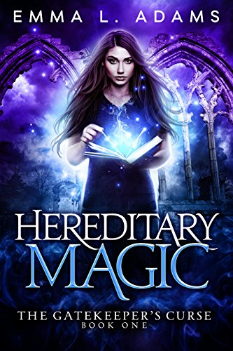 Hereditary Magic (The Gatekeeper's Curse Book 1) cover