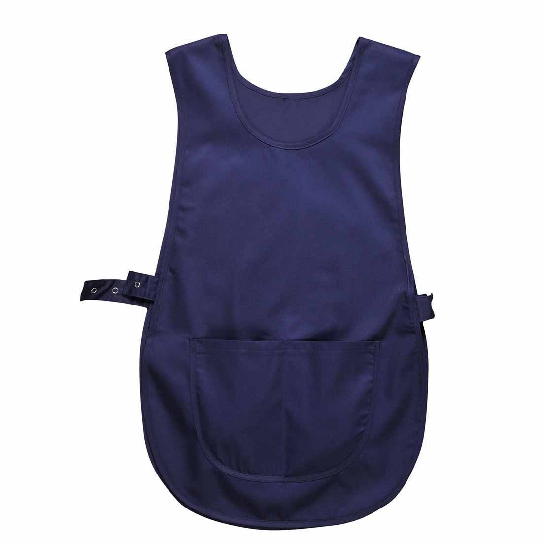 PORTWEST S843 Tabard with Pocket Navy S843NA-RS/M