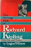 The Strange Ride of Rudyard Kipling, Angus Wilson, 0670677019
