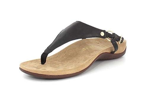 6427e44905c Vionic Women s Kirra Backstrap Sandals in Natural Snake  Amazon.ca ...