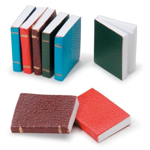 Timeless Miniatures-Books 8/Pkg, Baby & Kids Zone