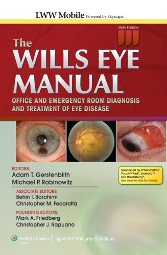 Wills Eye Manual: Powered by Skyscape, Inc.