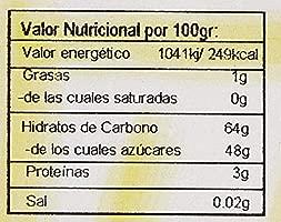 Bionsan Biogoret Higos - 4 Paquetes de 200 gr - Total: 800 ...