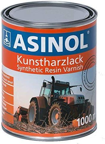 Asinol Unimog GrÜn Db 6286 1 000ml Lack Farbe Kunstharzlack Baumarkt