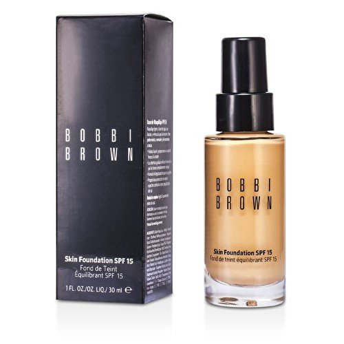Bobbi Brown Skin Foundation SPF 15, No. 3.5 Warm Beige, 1 Ounce from Bobbi Brown