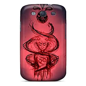 Samsung Galaxy S3 Kra666naFj Support Personal Customs Vivid Nirvana Pictures High Quality Hard Phone Covers -AlissaDubois