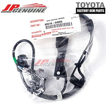 Amazon.com: Toyota 89516-04020 ABS Wheel Sd Sensor Wire ... on