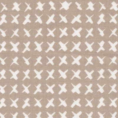 Color gris con blanco cruces Cloud 9 algodón orgánico tela de todo el bloque 0,5 Patio (unidad): Amazon.es: Juguetes y juegos