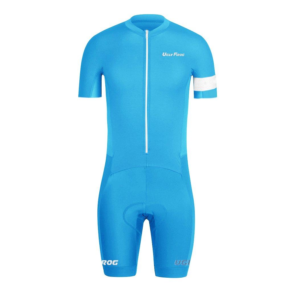Uglyfrog Cycling Skinsuit 2018 Bike Wear Sommer Herren Radsport Kurzarm Trikots & Shirts Schnelltrocknend Sport Bekleidung TLTFZ01