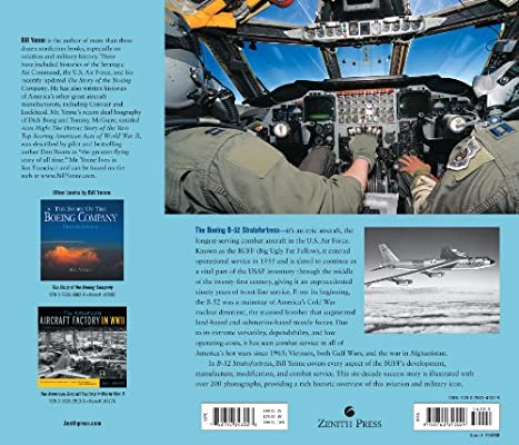 B-52 Stratofortress: The Complete History of the World's