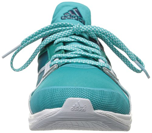Chaussures blue Gymbreaker Adidas Performance Blue Bounce Shock Formation halo Green qqpOrw