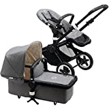 Bugaboo Buffalo Classic Collection Complete Stroller - Grey Mélange