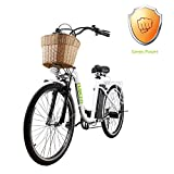 "Best Electric Bicycles - NAKTO 26"" City Electric Bicycle and Assisted Bicycle Review"