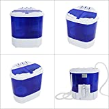 ROVSUN 10 LBS Portable Washing Machine with Twin