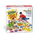 Learning Resources Alphabet Marks The Spot Floor Mat
